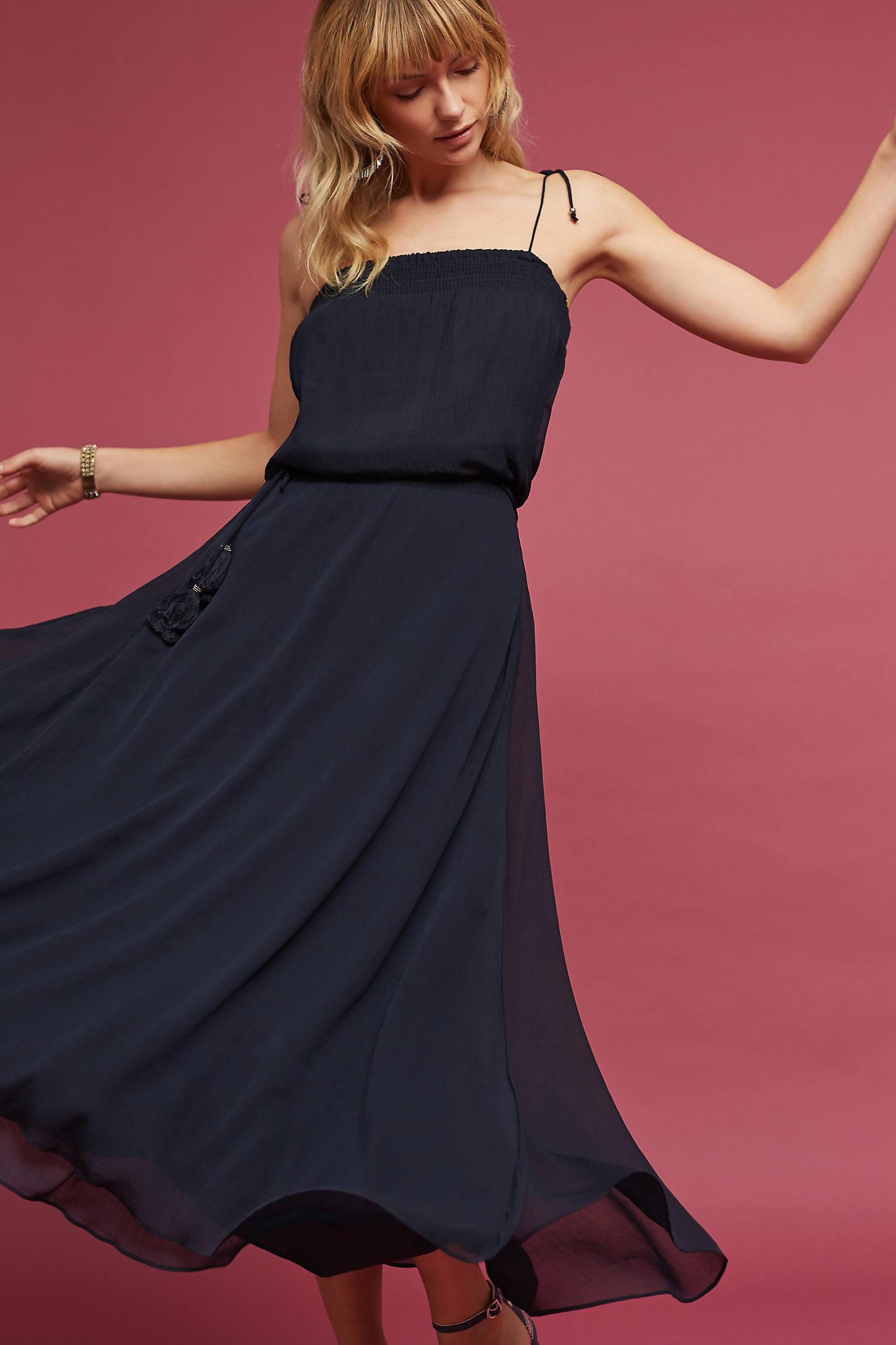 Petite Leela Maxi Dress