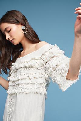 Slide View: 1: Luana Tassel Dress