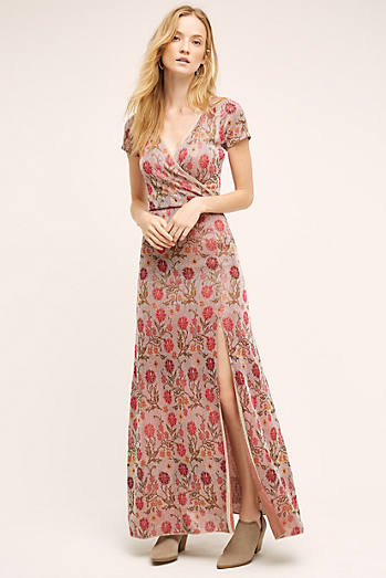 Posy Maxi Sweater Dress