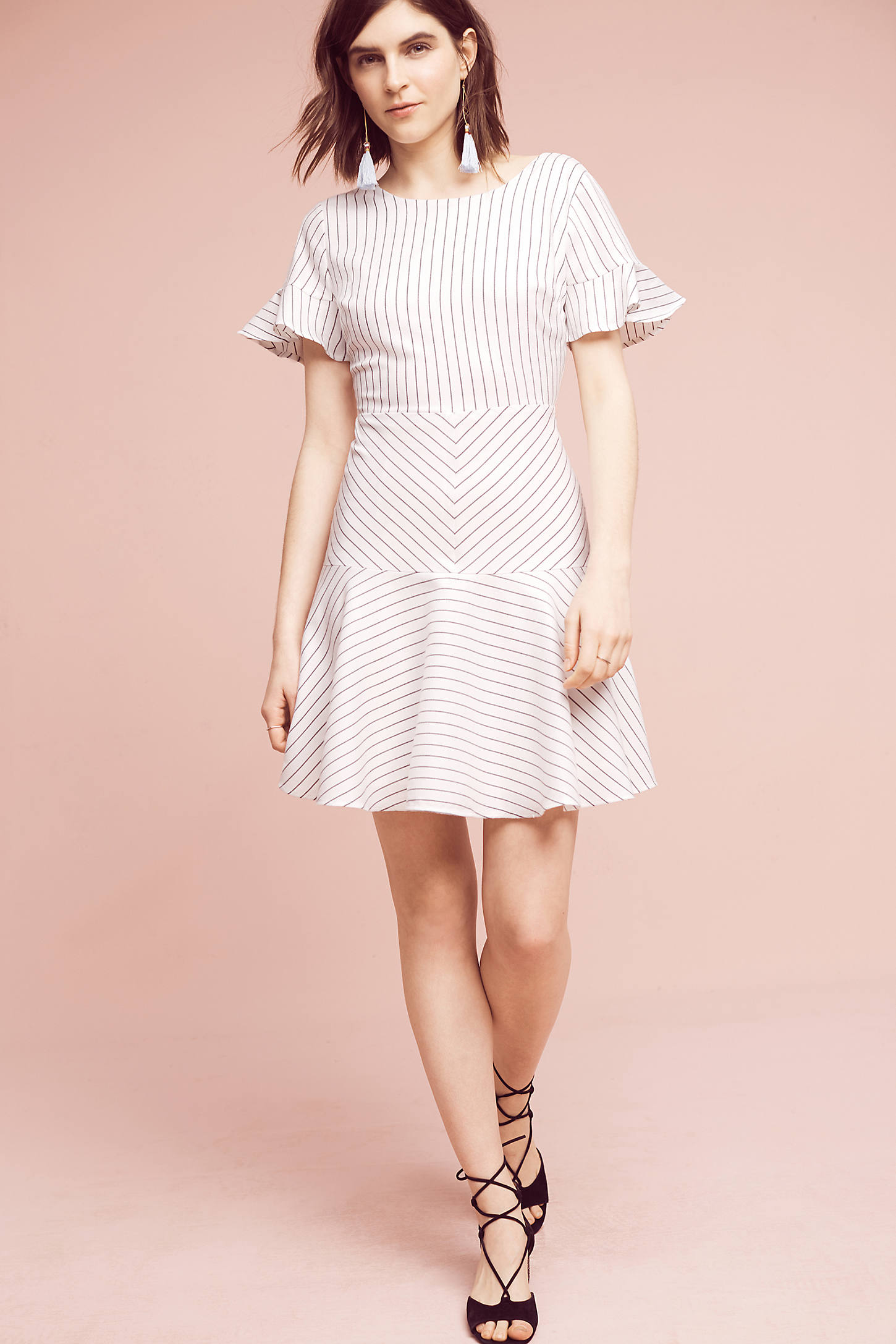 Gretchen Striped Dress