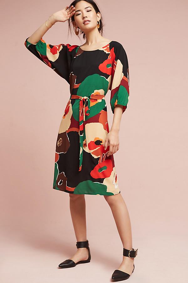 Slide View: 1: Callalily Kimono Dress