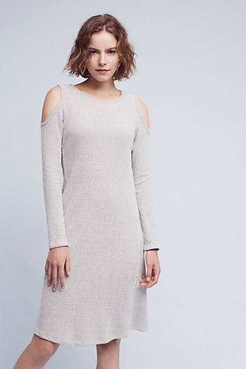 Apres Open-Shoulder Dress