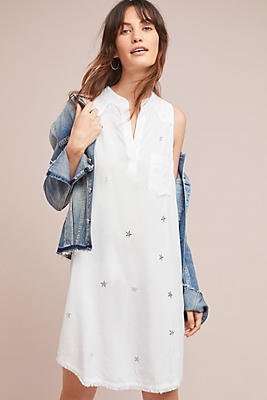 Slide View: 1: Cloth & Stone Maroney Shirtdress
