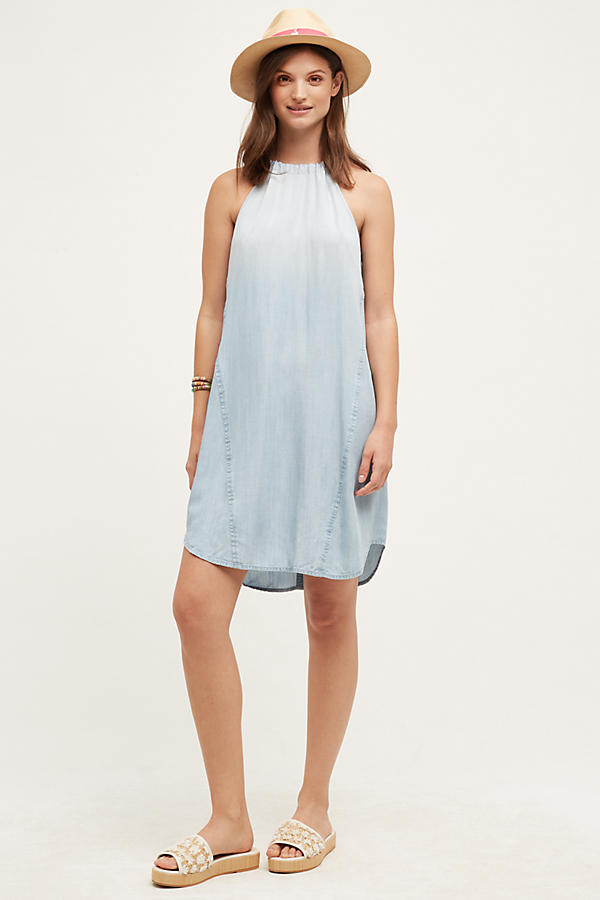 High Tide Halter Dress