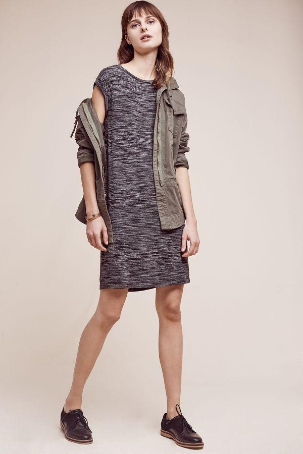 Cloth & Stone Melange T-Shirt Dress