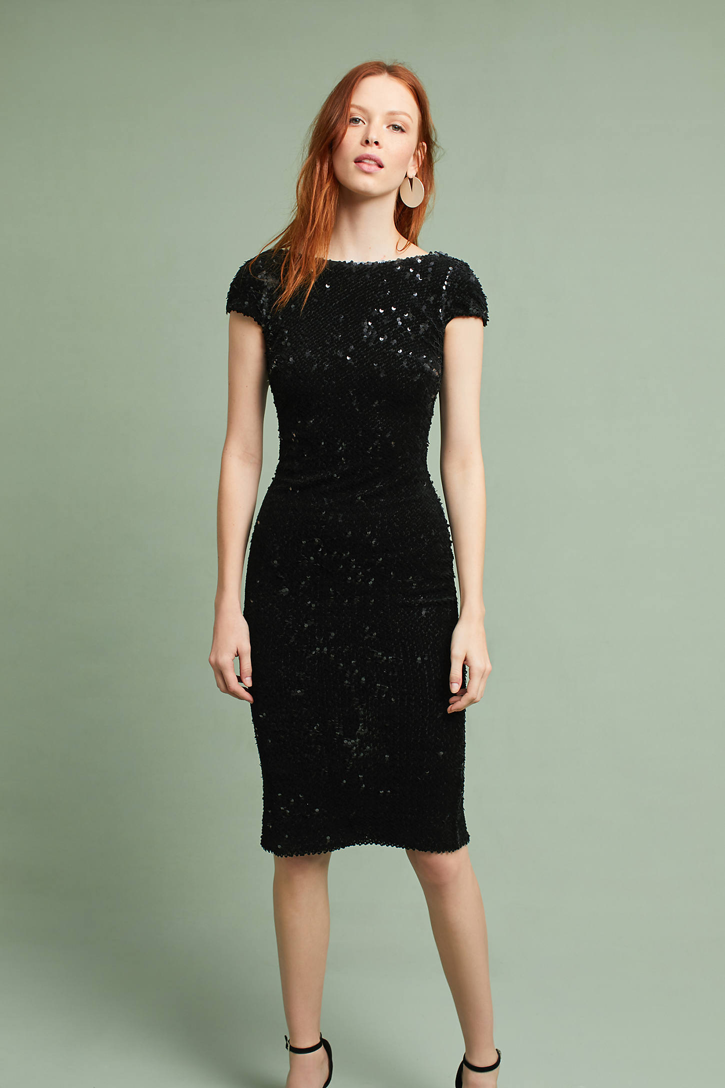 Marcella Sequin Dress