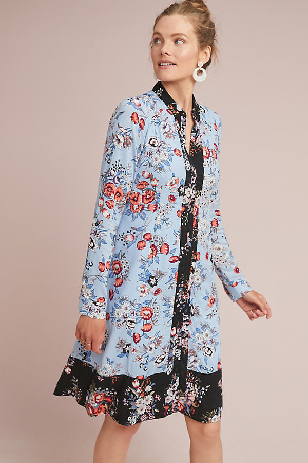 Leyster Shirtdress - Assorted, Size Uk 8