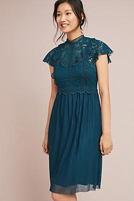 Slide View: 1: Greenwich Lace Dress