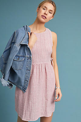 Slide View: 1: Drew Textured Dress