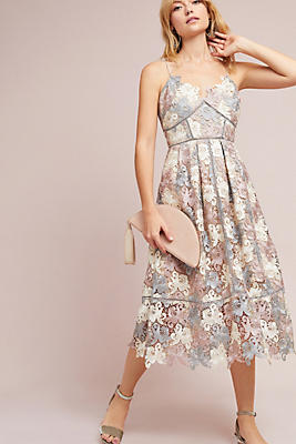 Slide View: 3: Everleigh Lace Dress