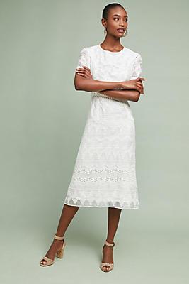 Slide View: 1: Swann Lace Dress