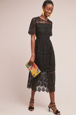 Paiella Eyelet Dress by Eri + Ali