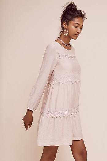 Mirana Lace Swing Dress