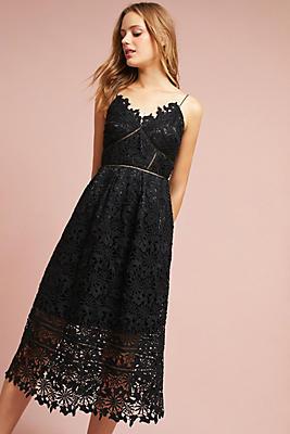 Slide View: 1: Ariadne Lace Dress