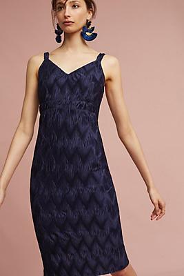 Slide View: 1: Trixie Plisse Dress