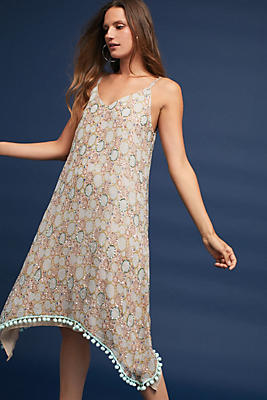 Slide View: 1: Amalfi Sequin Dress