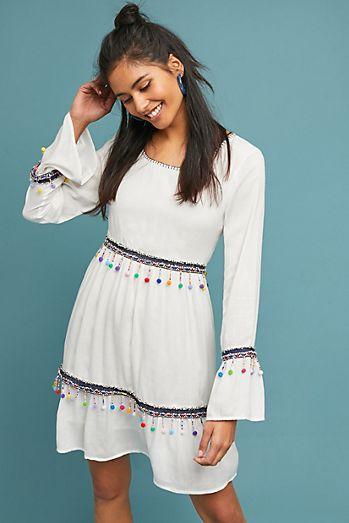 Tunic & Swing - Little White Dresses | Anthropologie
