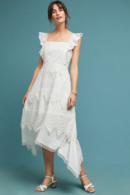 Celeste Midi Dress by Anthropologie