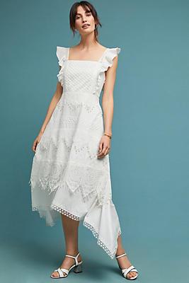 Slide View: 1: Celeste Midi Dress