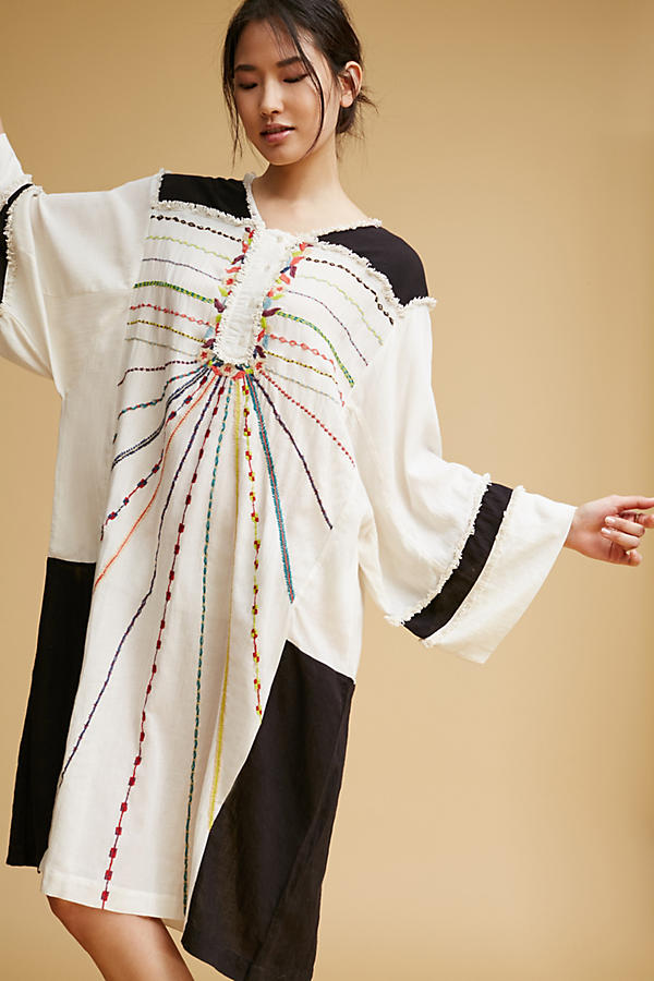 Slide View: 2: Mel Caftan Cover-Up