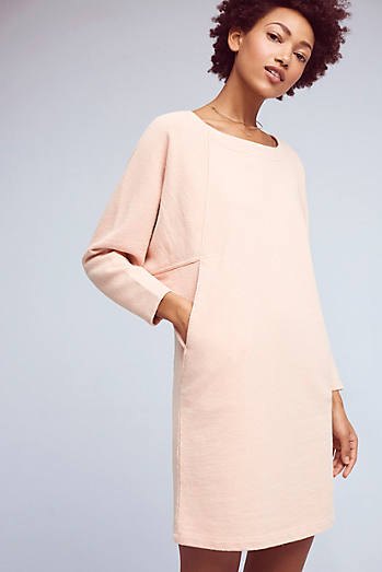 Cocoon Sweatshirt Dress