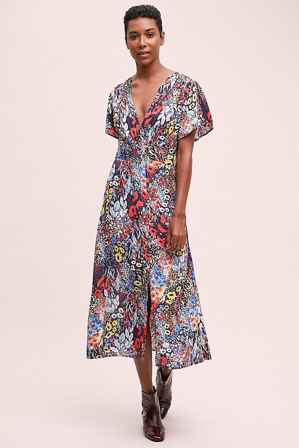 Poppy Field Sadie Dress - Assorted, Size M