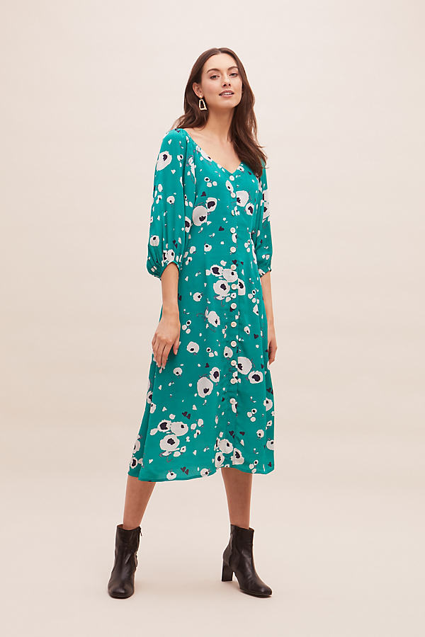 Anthropologie x Lily and Lionel Rowan Dress