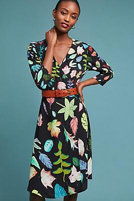 Slide View: 1: Colario Wrap Dress