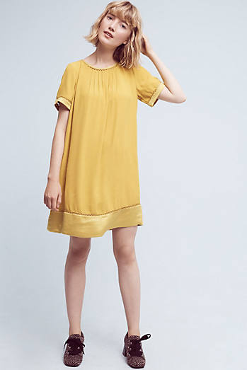 Verdet Swing Dress