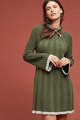 Slide View: 1: Arsenau Sweater Dress