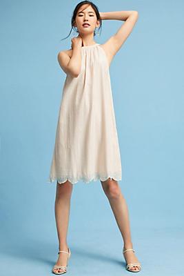 Slide View: 1: Aurora Beaded Dress
