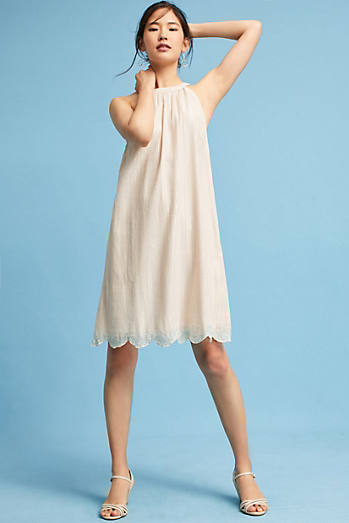 Little White Dresses | Anthropologie