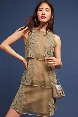 Slide View: 1: Estera Silk Dress