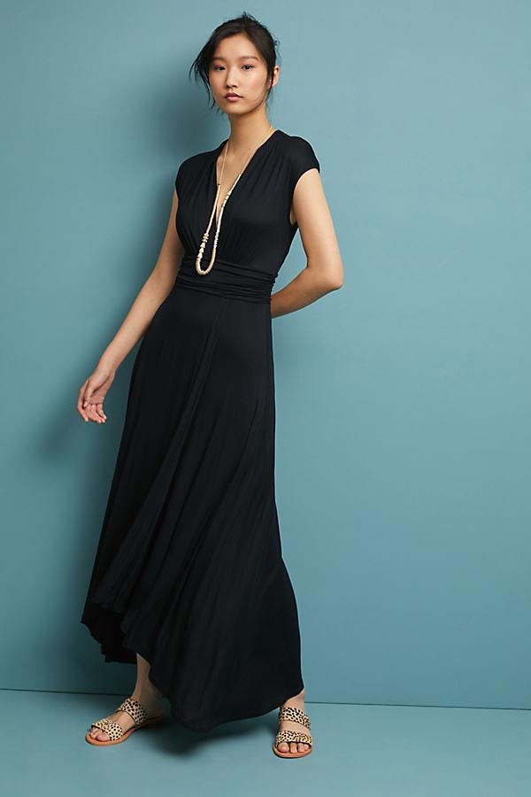 Bristol Maxi Dress - Black