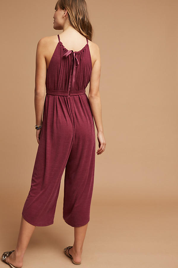 Slide View: 3: Jacenta Wide-Leg Jumpsuit