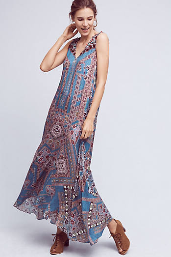Zarna Maxi Dress