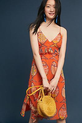 Slide View: 1: Summer School Silk Dress