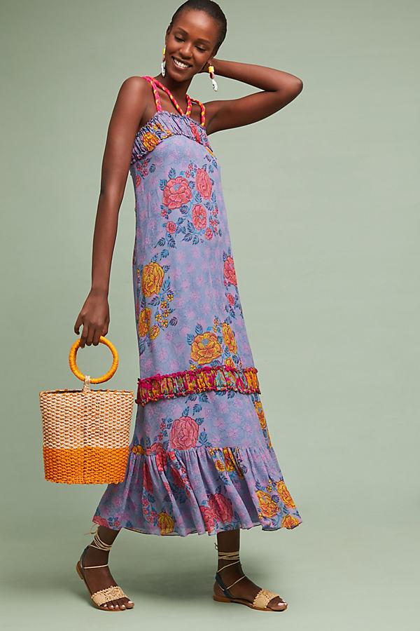 Coraline Maxi Dress - Assorted