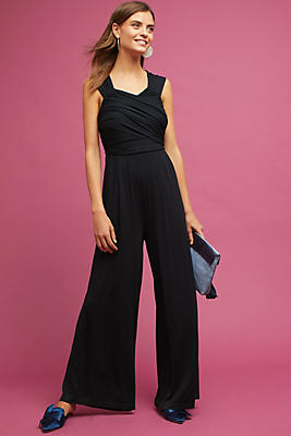 Slide View: 1: Molly Knit Jumpsuit