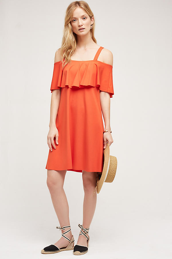 Rory Open-Shoulder Dress