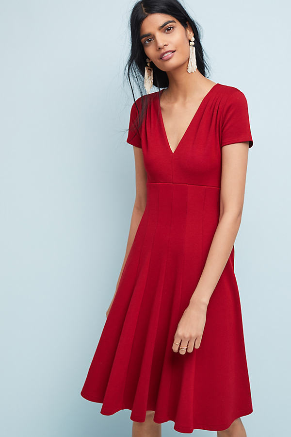 Lincoln Centre Dress - Red