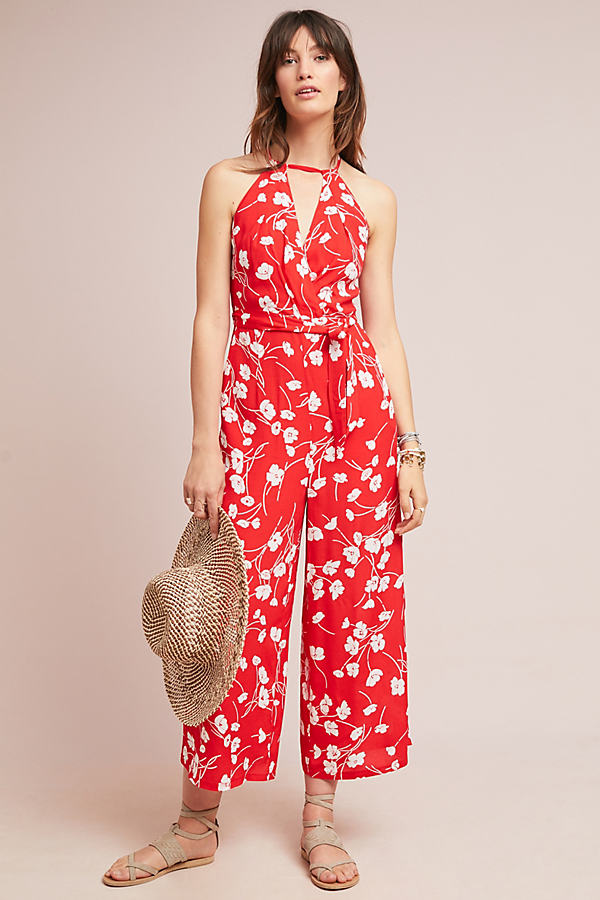 Andros Printed Jumpsuit - Assorted