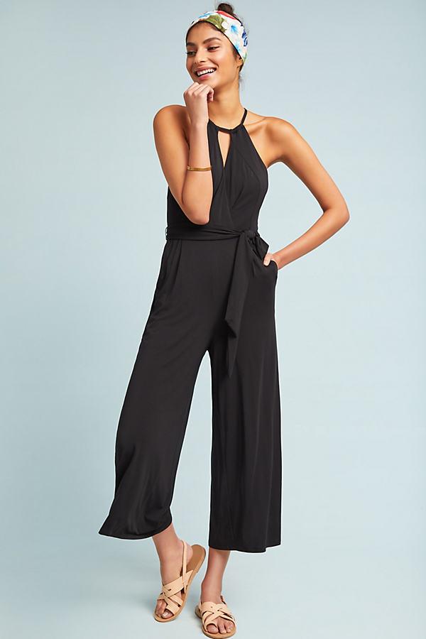 Corinna Jumpsuit - Black
