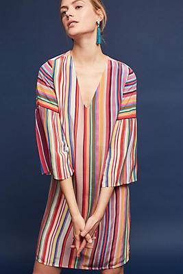 Slide View: 1: Harlow Silk Dress