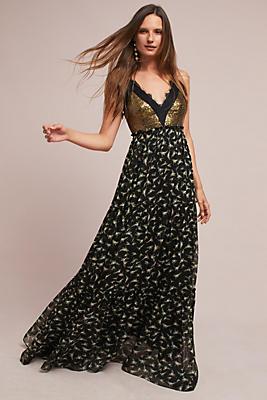 Slide View: 1: Lakshmi Maxi Dress