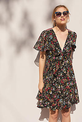 Slide View: 1: Artemisia Floral Dress