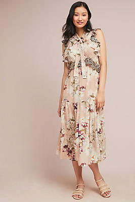 Slide View: 1: Sedona Sunrise Maxi Dress