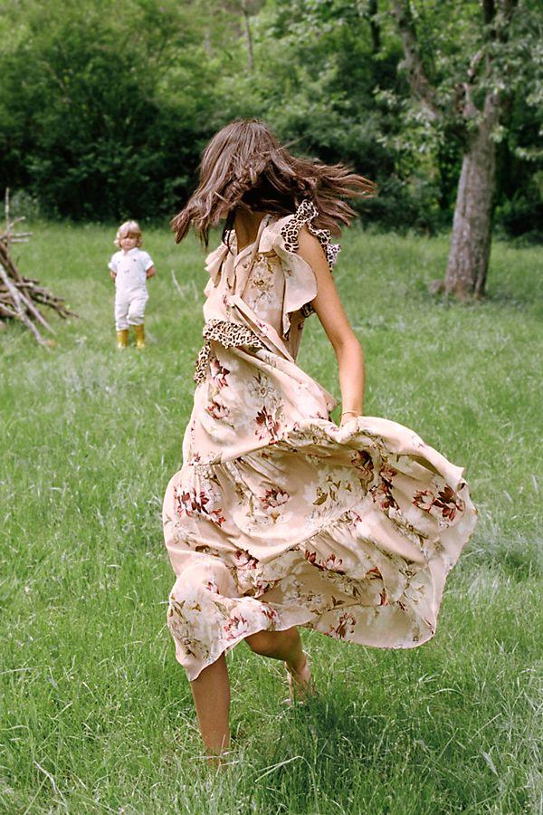 Sedona Sunrise Maxi Dress