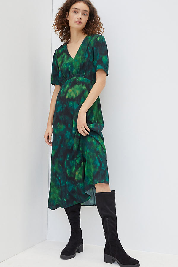 Emily Tie-Dye Maxi Dress