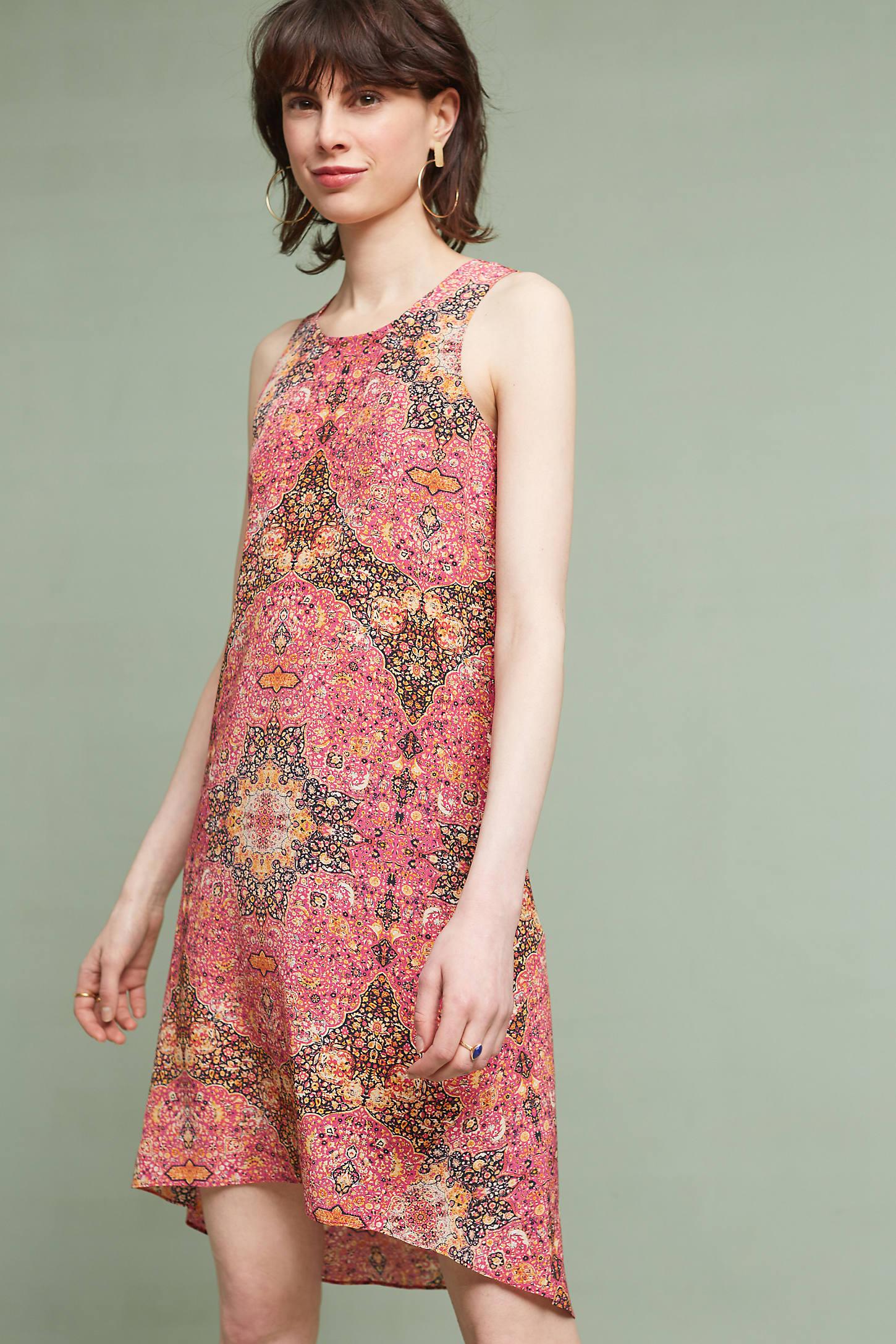 Amina Silk Dress